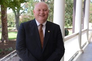 Auburn agronomy and soils graduate David Bridges is celebrating a decade of success as president of ABAC.
