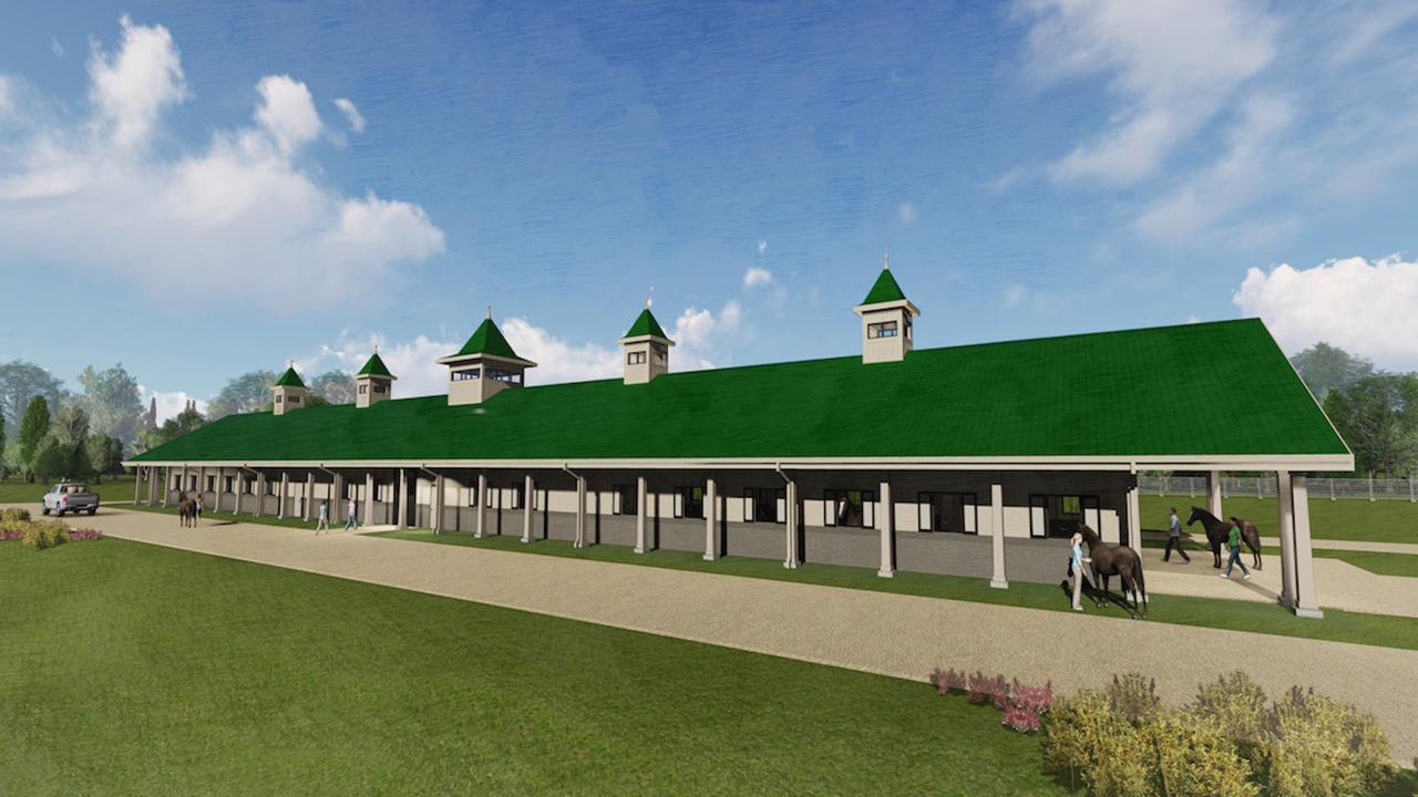 Auburn Trustees Ok New Equine Barn Final Miller Center Phases